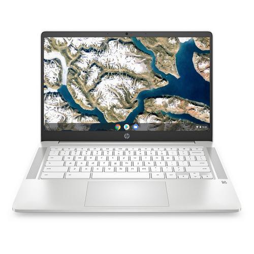 "14"" Chromebook with Intel® Celeron® N4020 Processor- Ceramic White"