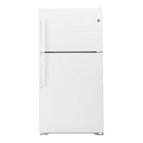 22 cu. ft. Energy Star Top Mount Refrigerator - White