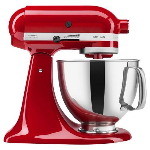 Series 5 Quart Tilt - Head Stand Mixer - Red