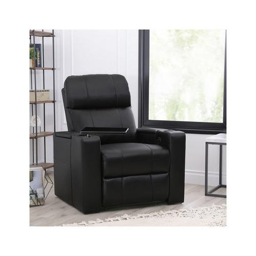 Rider Power Leather Recliner