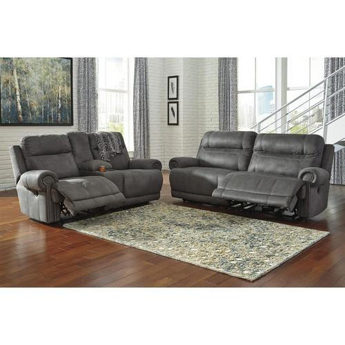 2-Piece Austere Living Room Collection