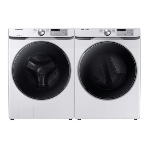 4.5 cu. ft. Energy Star Front Load Steam Washer and 7.5 cu. ft. Electric Steam Dryer