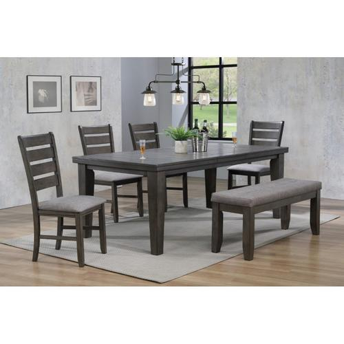 set with 4 chairs &