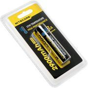 Nitecore NL1829LTHP Low-Temp 18650 batteria Li-ion High Performance, 2900mAh