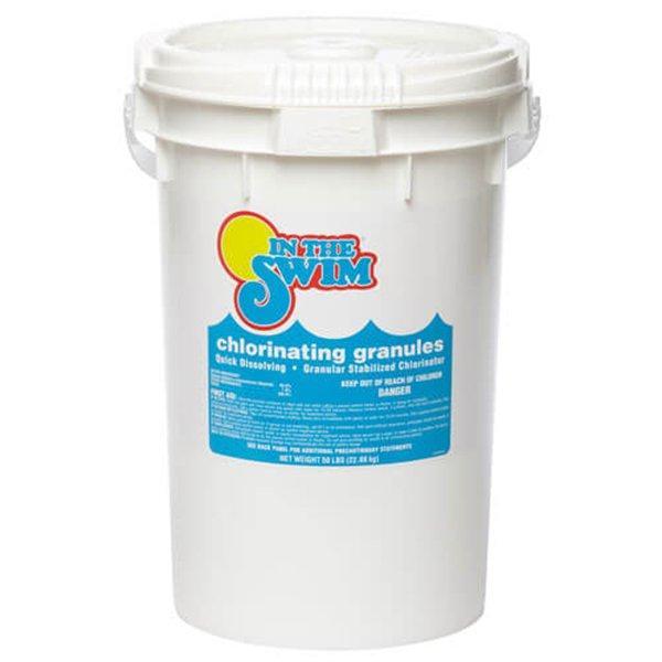 40 Lbs Granular Pool Chlorine