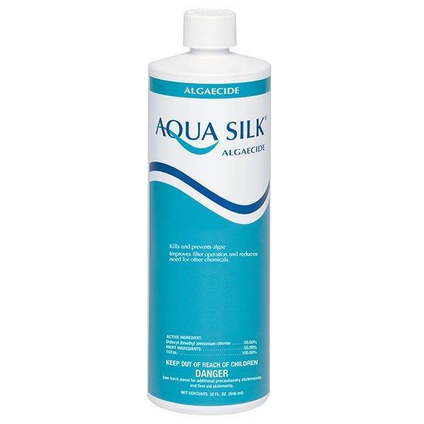 Aqua Silk Pool Spa Algaecide 1 Quart
