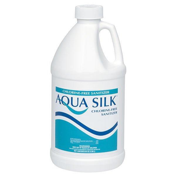 Aqua Silk Chlorine Free Pool Spa Sanitizer 12 Gallon