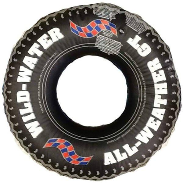 Monster Tire Ring Fun Pool Float Toy