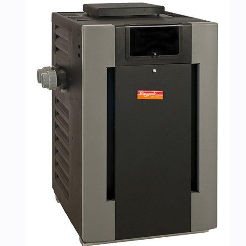 Raypak 2100 Natural Gas Pool Heater 206000 Btus Pilot