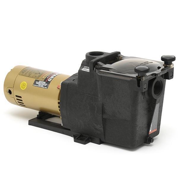 1 Hp Hayward Super Pump In Ground Pool Pump 115230V