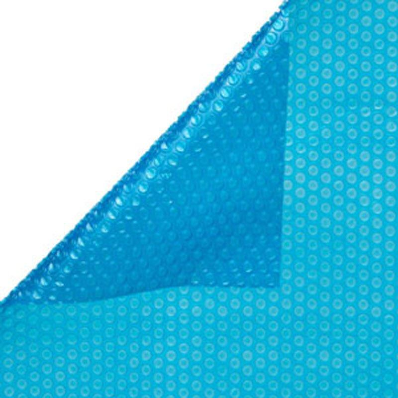 24 Ft Round 8 Mil Pool Solar Cover Blanket Blue