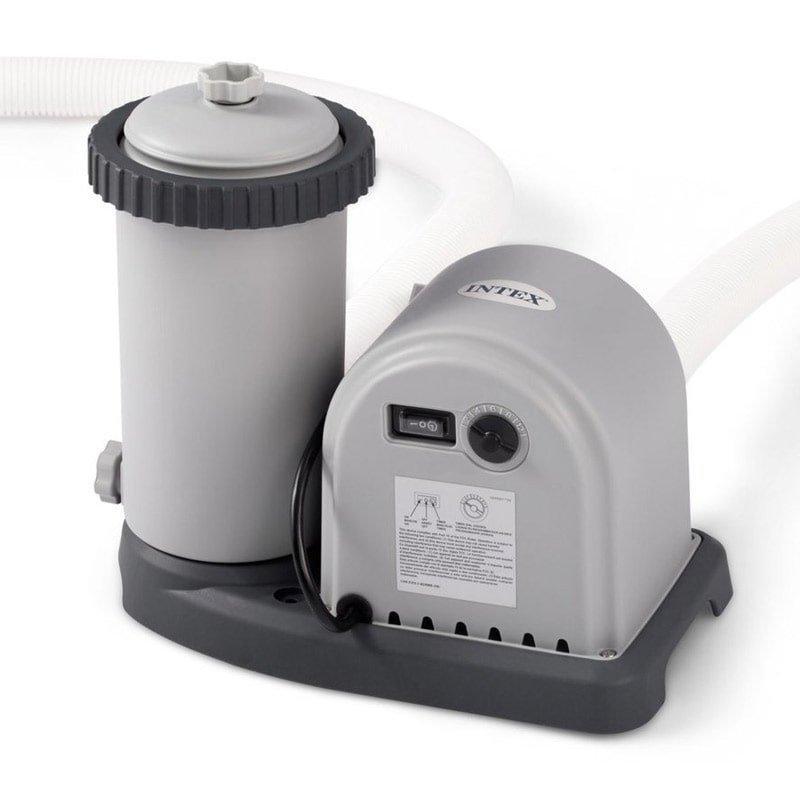Intex 1500 Gallon Cartridge Pool Filter Pump