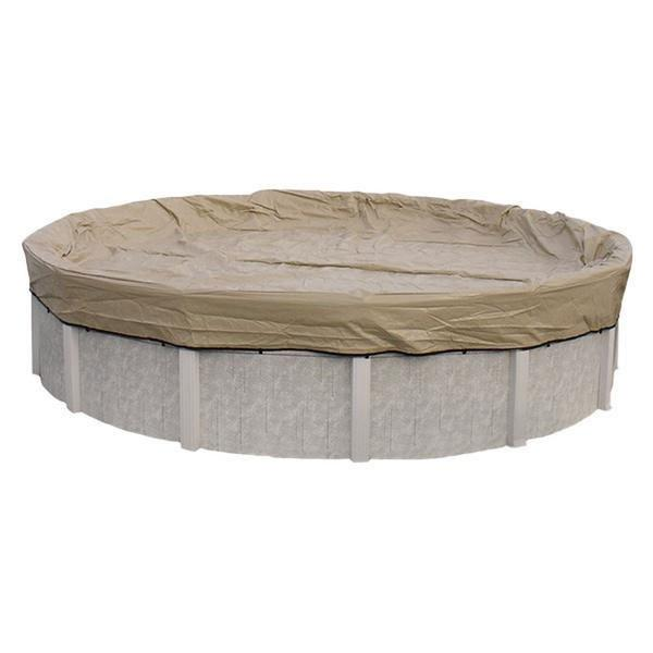 20 Year 15 Ft Round Pool Winter Cover 0 Clips