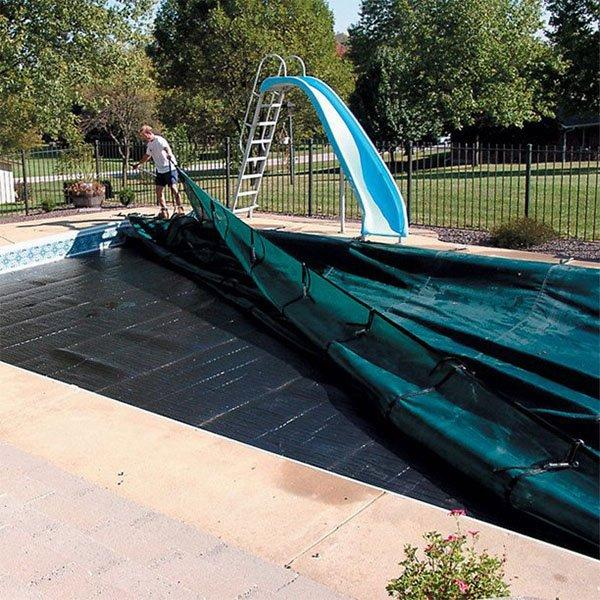 Pool Safety Cover Mate 16 X 32 Rectangle