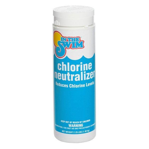 225 Lbs Pool Water Chlorine Neutralizer
