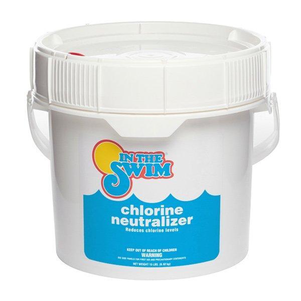 Chlorine Neutralizer 15 Lbs