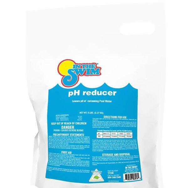 5 Lb Bag Pool Ph Reducer
