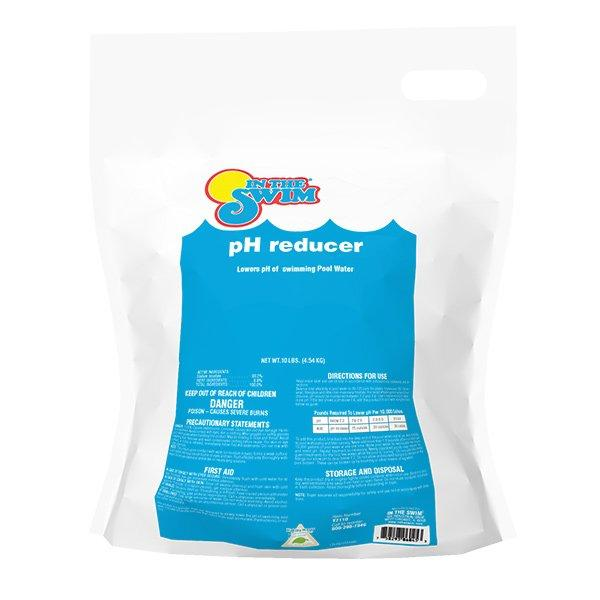 10 Lb Bag Pool Ph Reducer