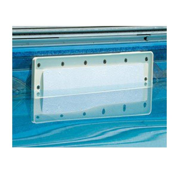 Simpooltec Ss Series Widemouth In Ground Skimmer Plug Fits Skimmer Openings 5 516 X 14 78