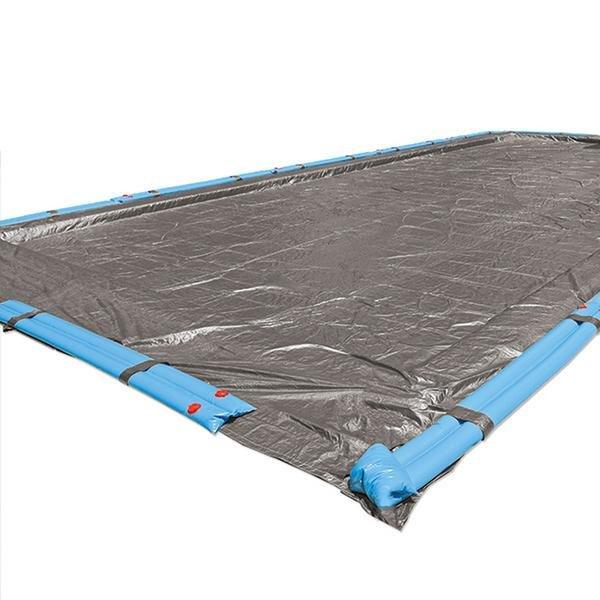 16 Year 16 X 24 Rectangle Pool Winter Cover 0 Tubes