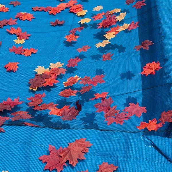 18 X 36 Rectangle Pool Leaf Cover