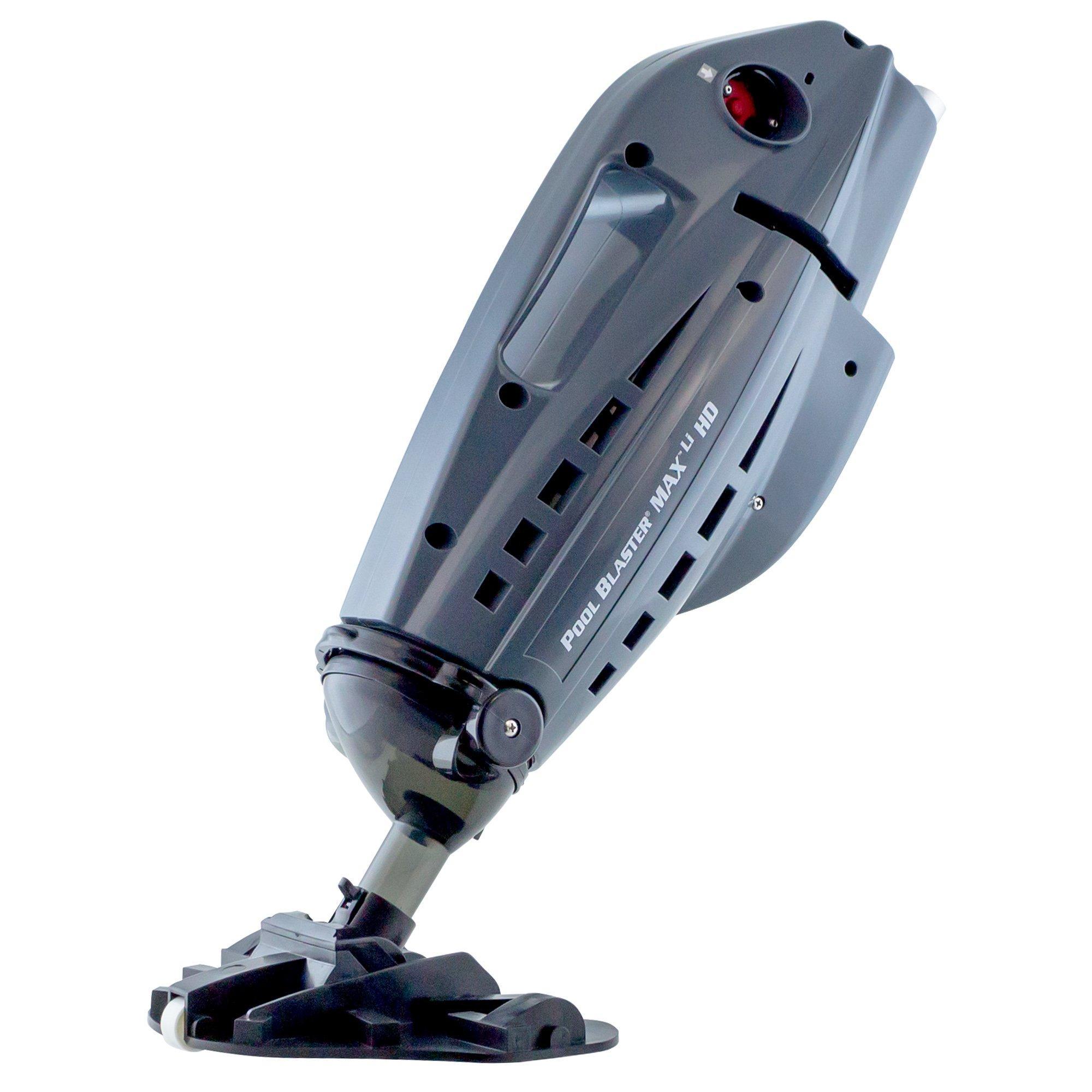 Pool Blaster Max Li Hd Hand Held Pool And Spa Vacuum