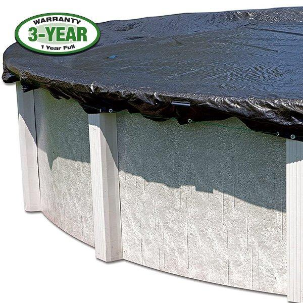 21 Ft Round Fine Mesh Pool Winter Cover