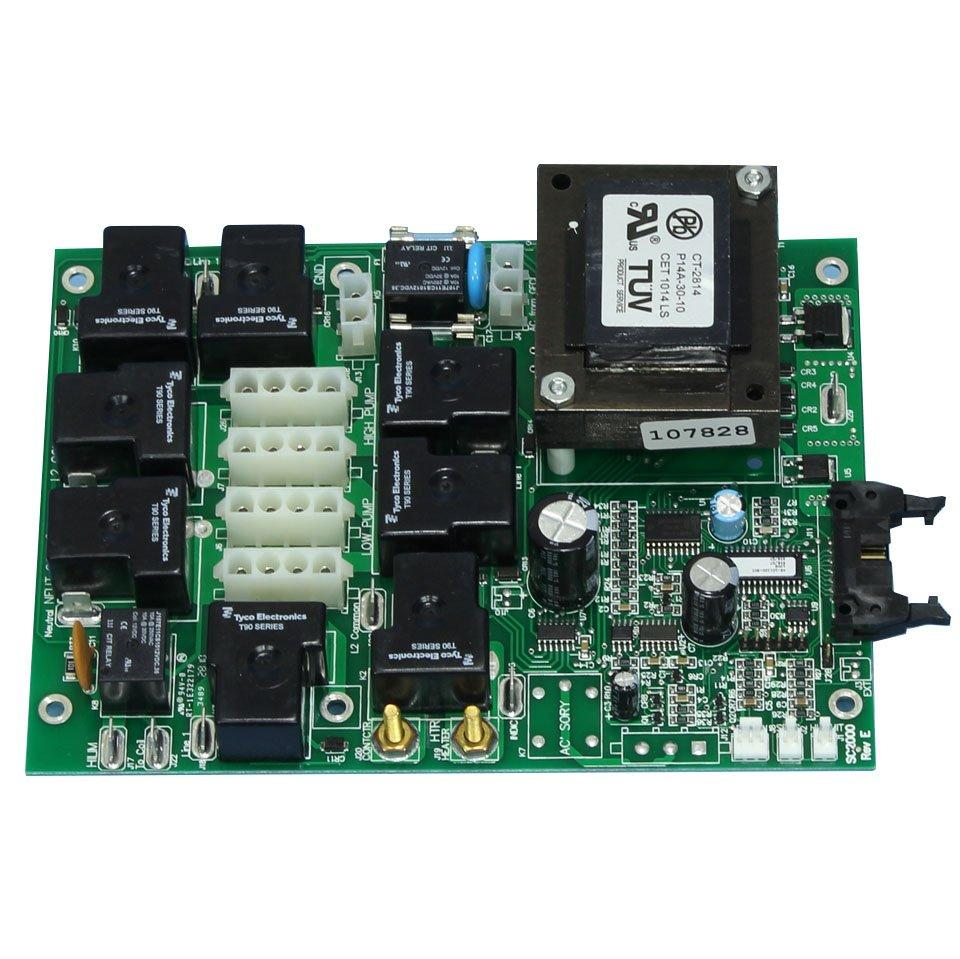 Acura Spa Systems Circuit Board SC2000 SmarTouch Rev D