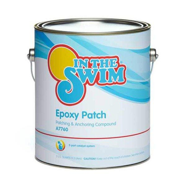 Poxy Patch High Gloss Epoxy Coating Pool Repair 1 Gallon