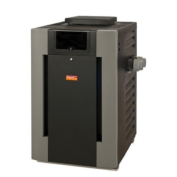 Raypak Digital 206K Btu Asme Natural Gas Heater