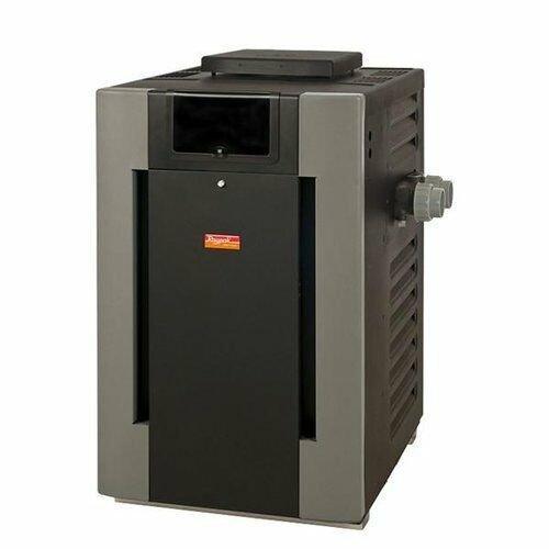 Raypak 2100 Propane Pool Heater 336000 Btus Spark Ignition