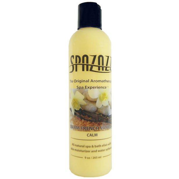 Spa Fragrance Aromatherapy Elixers French Vanilla