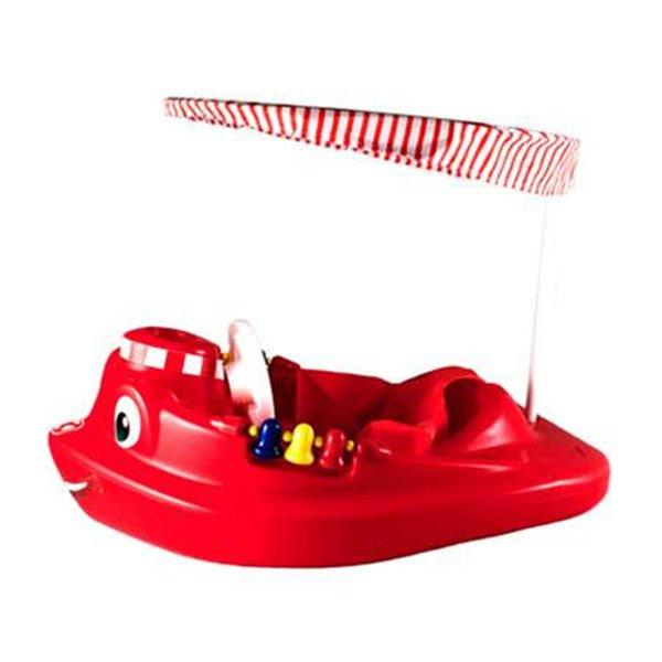 Baby Tugboat Pool Float With Canopy
