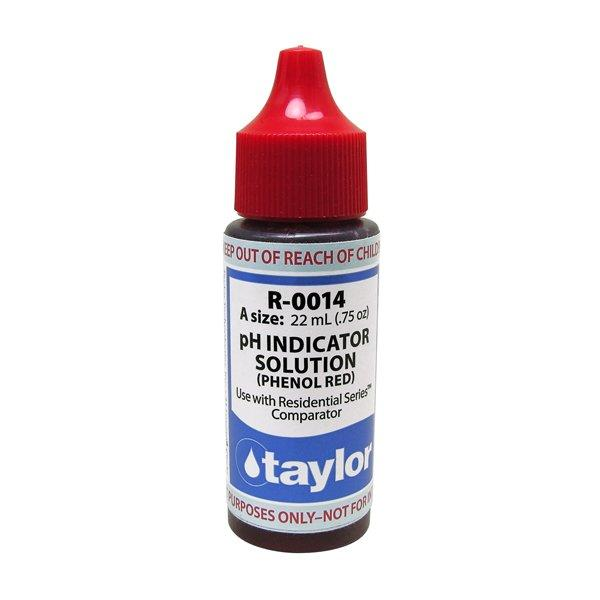 14 75 Oz R 0014 A Taylor Pool Water Test Kit Reagent