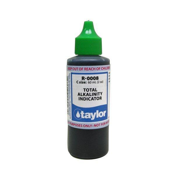 Total Alkalinity 8 2 Oz R 0008 C Taylor Pool Water Test Kit Reagent