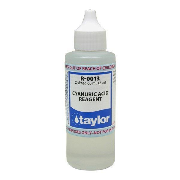 Cyanuric Acid 13 2 Oz R 0013 C Taylor Pool Water Test Kit Reagent