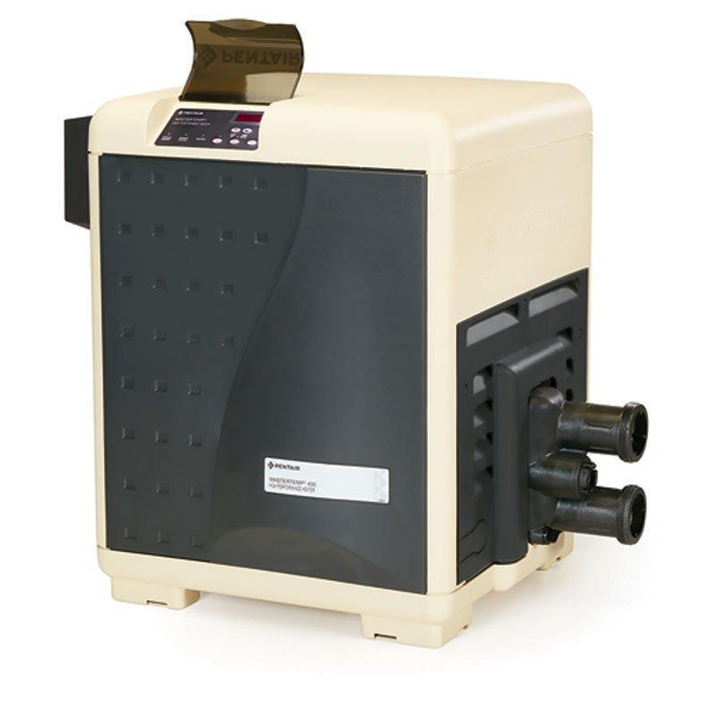 250K Btu Pentair Mastertemp Pool Heater Natural Gas