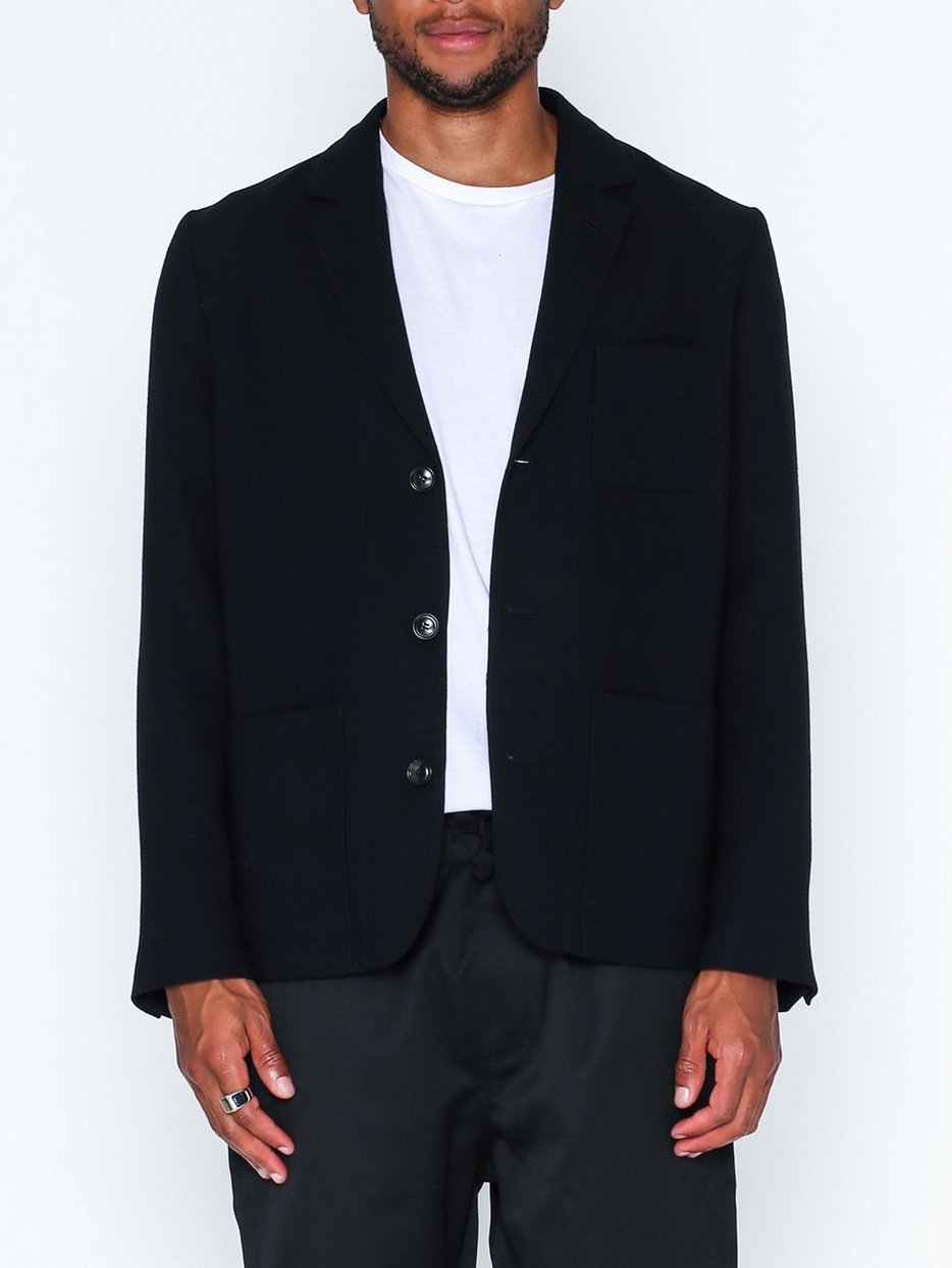 M. Mitch Crepe Jacket