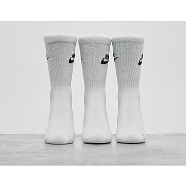 Nike Sportswear Everyday Essential Crew Socks (3 pack)