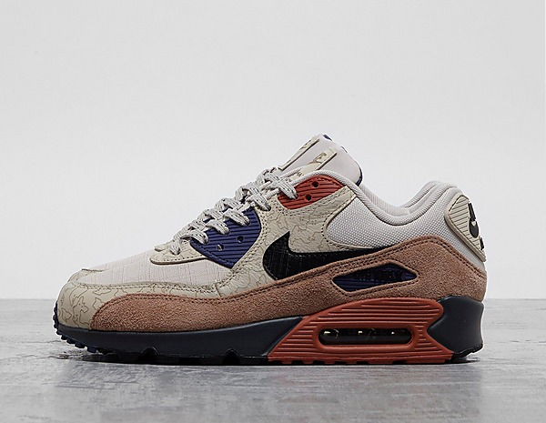 Nike Air Max 90 Leather 302519 113 Sneakersnstuff