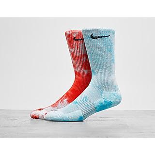 Nike Sportswear Everyday Plus Tie Dye Socks