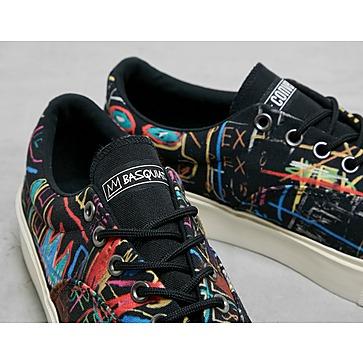 Converse x Basquiat Skidgrip Low