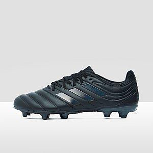 adidas voetbalschoenen blauw zwart