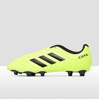 adidas COPA 19.3 Gras Voetbalschoenen (FG) Geel Zwart