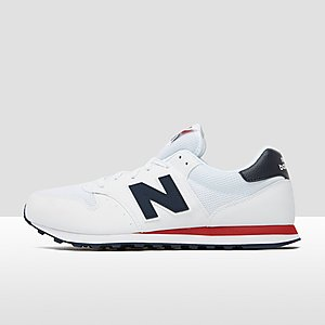 new balance 500 sneakers zwart heren
