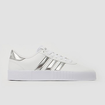 ADIDAS COURT BOLD SNEAKERS WIT DAMES