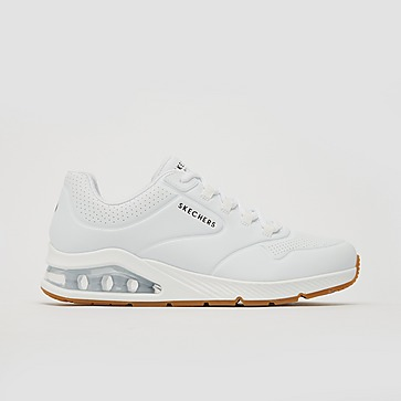 SKECHERS UNO 2 AIR AROUND YOU SNEAKERS WIT DAMES