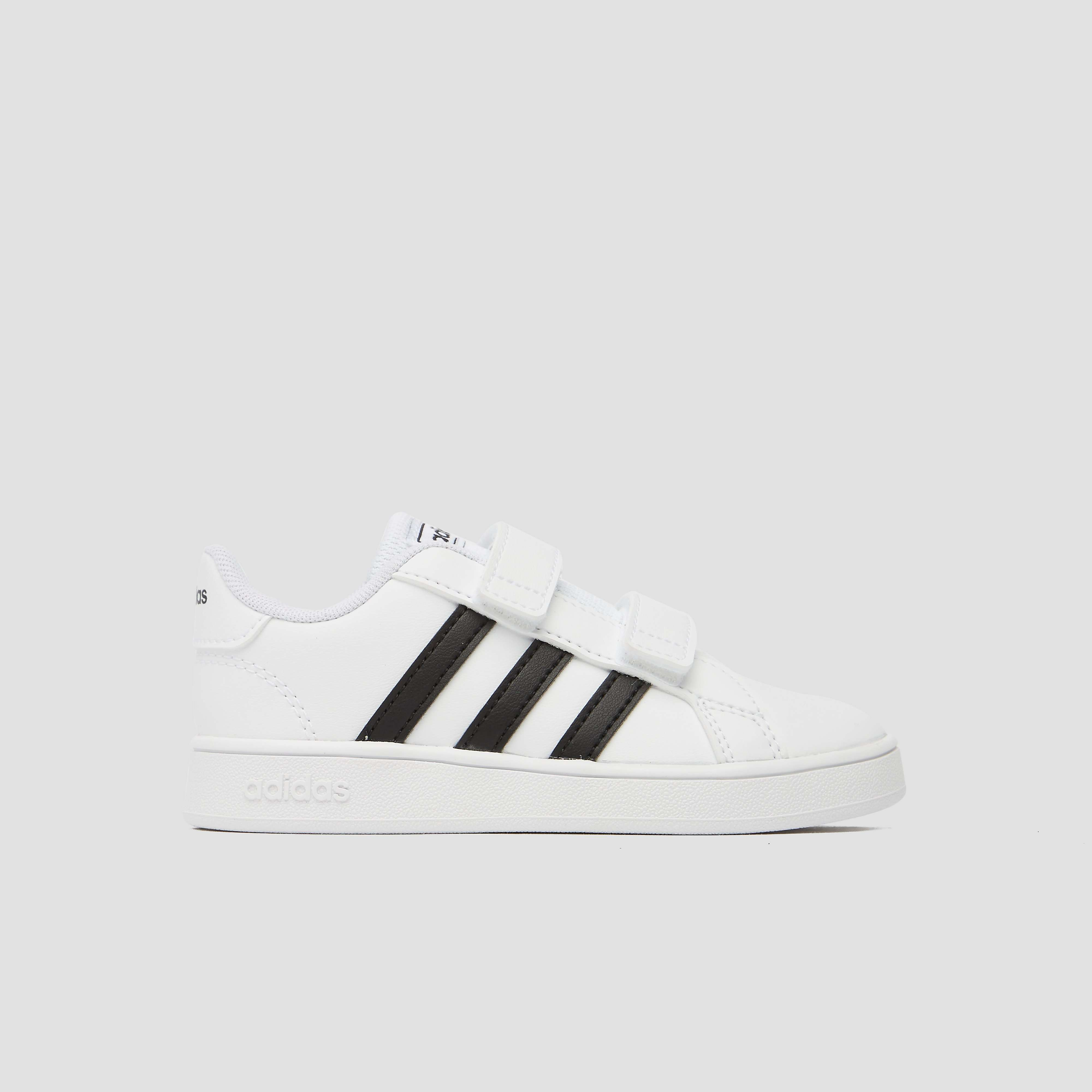 top Adidas grand court sneakers witzwart heren | PINGEAR in