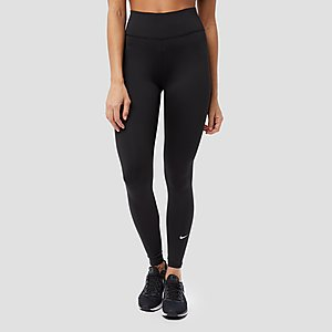 Korte Joggingbroek Dames.Nike One Hardlooptight Zwart Dames