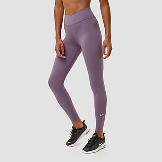 NIKE ONE SPORTTIGHT PAARS DAMES